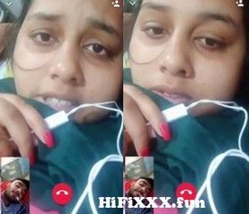 View Full Screen: hot look desi clg girl showing her boobs on video call new leaked mms mp4.jpg